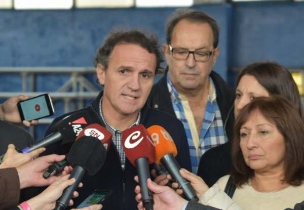 "Para Katopodis, las medidas sociales que anunció Vidal son ""insuficientes"""