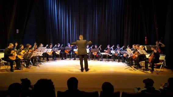 El Ensamble de Guitarras del Conservatorio Superior de Música Manuel de Falla le dará sonido al film alemán