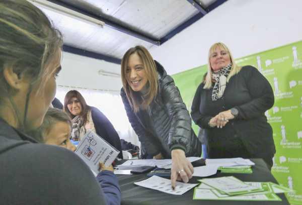 Vidal prepara un plan para acelerar la urbanización de las villas más emblemáticas del conurbano