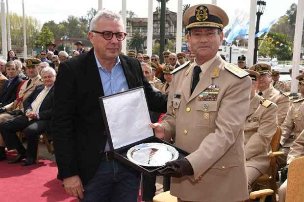 El Prefecto Nacional fue declarado Visitante Ilustre de la ciudad de Tigre