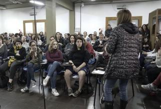 Estudiantes y padres en asambleas de escuelas tomadas exigieron datos sobre la Nueva Secundaria
