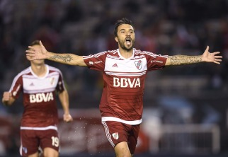 River derrotó a Banfield y es uno de los líderes de la Superliga de Fútbol Argentino