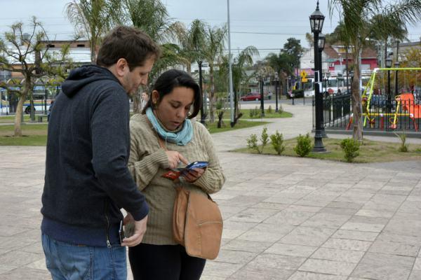 Wi Fi gratis en plazas y paseos públicos de Tigre