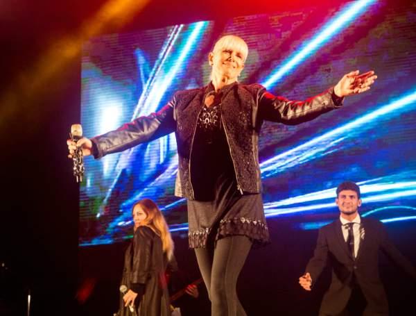 Con shows de Kapanga y Valeria Lynch, Boulogne festejó su 53 aniversario