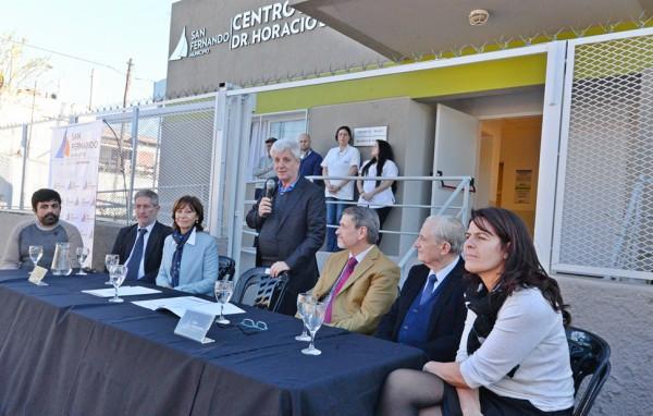 San Fernando y CEMIC firmaron un convenio para extensión de servicios y prestaciones médicas