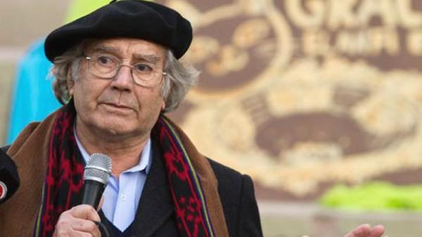 Feroz asalto al Nobel de la Paz Pérez Esquivel en San Isidro