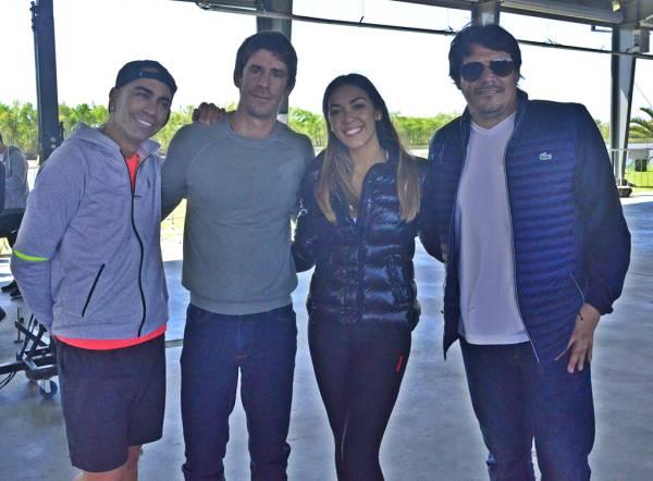 """El """"Live Fitness Festival"""" fue un éxito en San Fernando"""