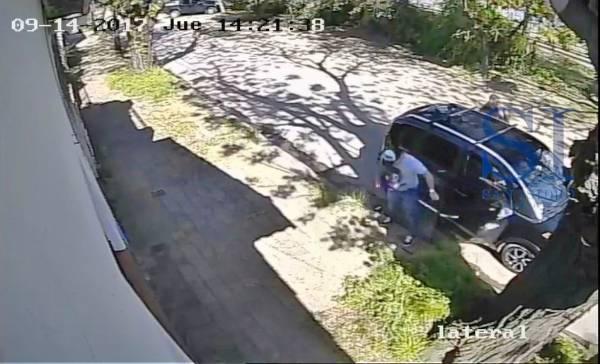 Por las cámaras de San Isidro caen los delincuentes que robaron a Pérez Esquivel