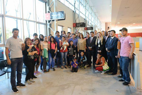Se inauguró la Oficina de Atención al Migrante en Tigre