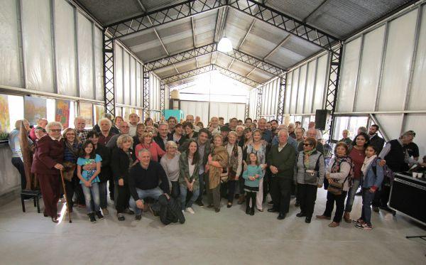 Jorge Macri y Soledad Martínez inauguraron el SUM de la Plaza Soldado Argentino