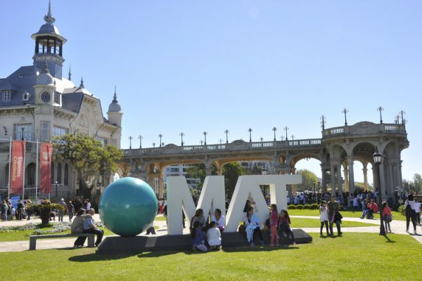 Más de mil chicos vivieron la sexta edición de la maratón de lectura en el Museo de Arte Tigre