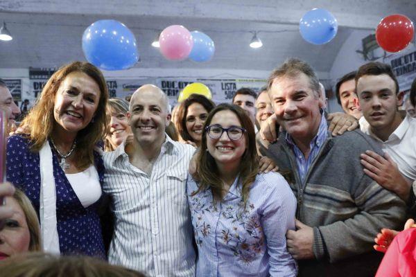 Cambiemos Pilar lanzó su campaña ante miles de vecinos
