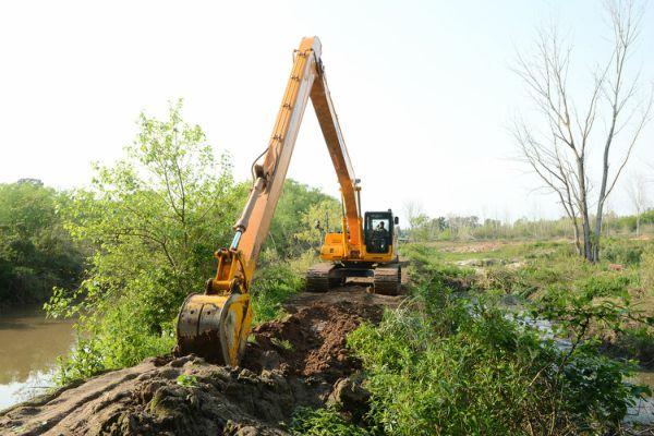Ambientalistas piden a la Corte Suprema una medida cautelar para frenar obras en la cuenca del Río Luján