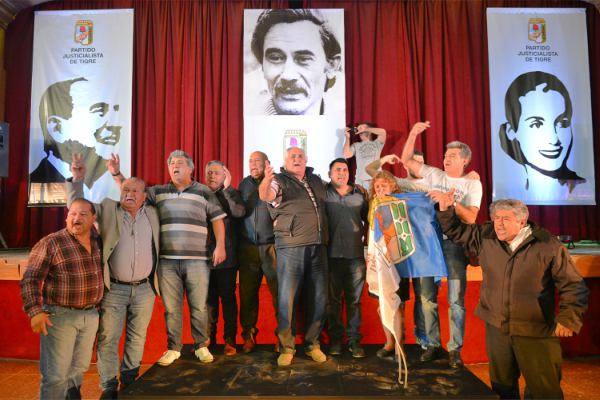 El PJ Tigre recordó el 44 aniversario del asesinato de Juan Ignacio Rucci