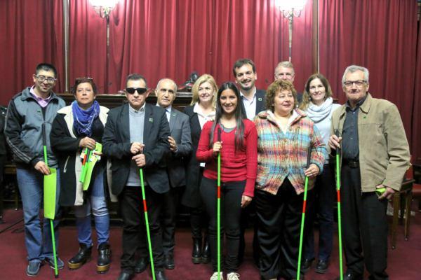 En la legislatura bonaerense se oficializó la Ley, que impulsó el senador de 1País Sebastián Galmarini, y que declara el 26 de septiembre como el Día Provincial del Bastón Verde