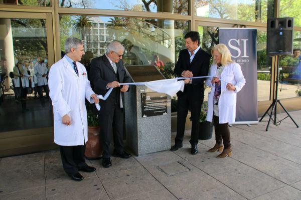 La UNESCO distinguió al Hospital Central de San Isidro