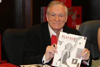 Murió Hugh Hefner, el célebre creador de la revista Playboy