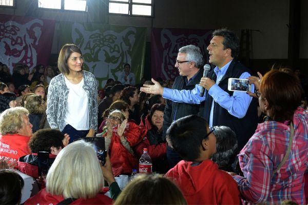 Zamora y Massa anunciaron la mortalidad infantil de invierno más baja de la historia de Tigre
