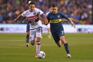 Boca logró una trabajosa victoria sobre Chacarita
