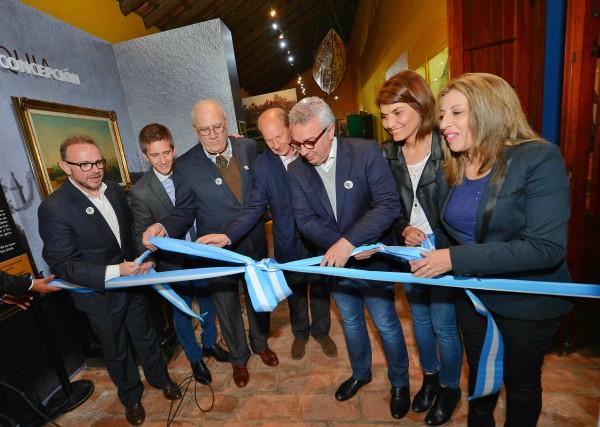 Tigre festejó el 50° aniversario del Museo de la Reconquista