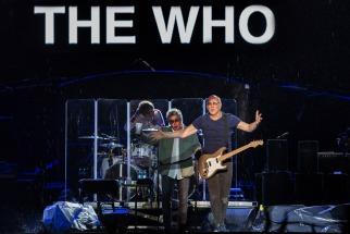 Guns N Roses y The Who sacudieron el estadio ciudad de La Plata