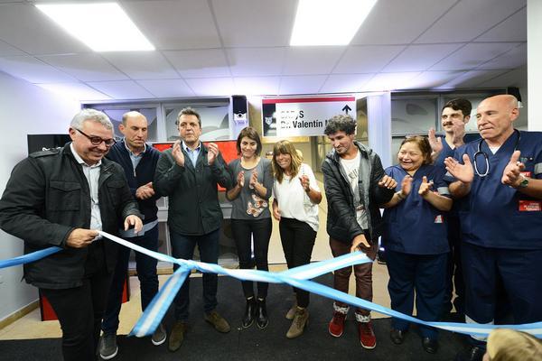 Tigre inauguró el Centro de Atención Familiar y Salud Valentín Nores