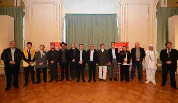 Histórico encuentro interreligioso por la paz en Tigre