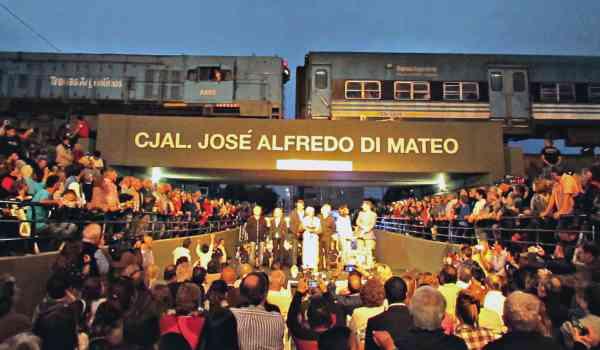 """Tigre inauguró un nuevo túnel ferroviario que une El Talar y General Pacheco"""" ()"""