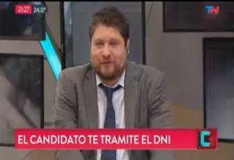 Denuncia a Segundo Cernadas por gestionar el DNI a cambio de votos en Tigre