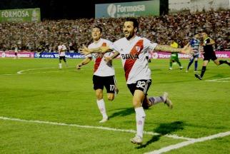 River goleó a Defensa y Justicia se metió en cuartos de final de la Copa Argentina