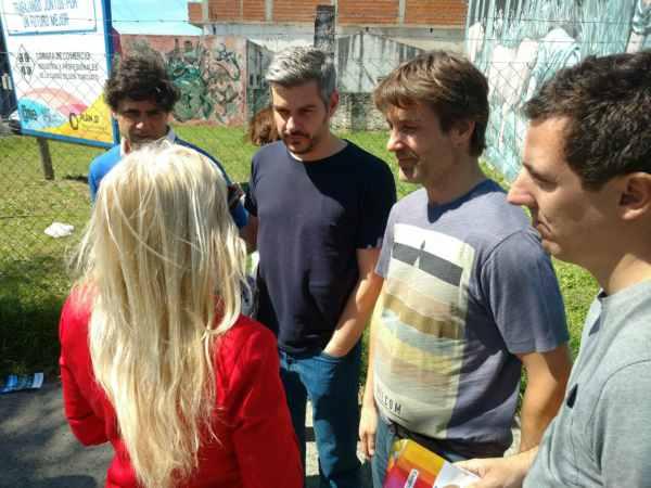 Timbreo de Marcos Peña y Segundo Cernadas en Don Torcuato
