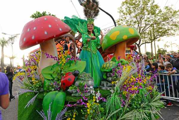 San Fernando disfrutó de una gran Fiesta de la Primavera