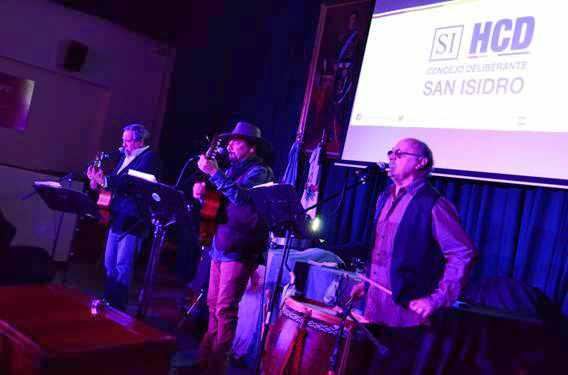 Amalgama2 presentó un gran show en San Isidro