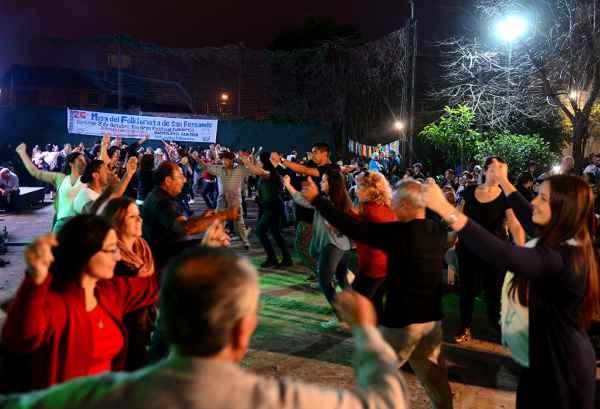 Miles de vecinos disfrutaron de la Misa del Folclorista de San Fernando