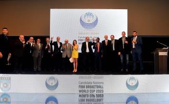 Argentina y Uruguay presentaron la candidatura para el Mundial 2023