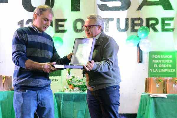 El Club 12 de Octubre de Benavídez festejó su 74º aniversario