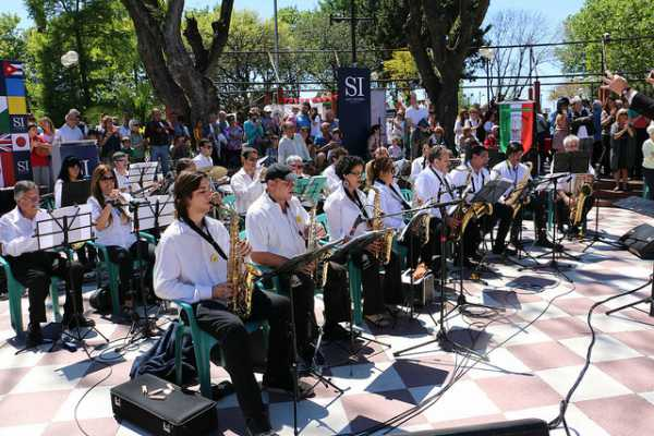 San Isidro celebró el día de la Diversidad Cultural