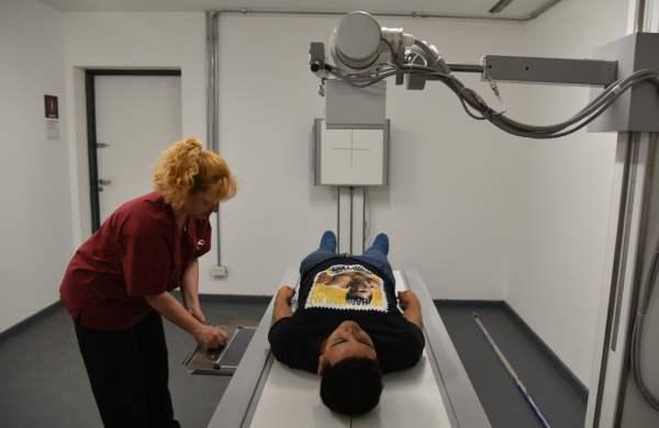 El Hospital Thompson incorporó nueva aparatología para mejorar el diagnóstico por imágenes