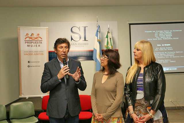 El intendente de San Isidro, Gustavo Posse, anunció la creación de la Oficina de Atención a la Víctima de Violencia de Género (OAV) y la Oficina de Violencia Doméstica (OVD)