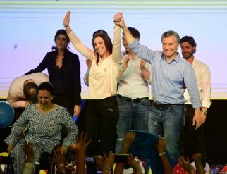 """María Eugenia Vidal, aseguró hoy que Cambiemos es """"la generación que va a cambiar de verdad y para siempre"""" la provincia de Buenos Aires"""