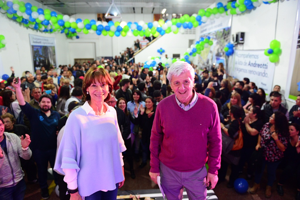 Gran triunfo de Andreotti en San Fernando