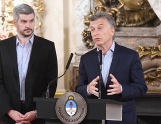 """Macri justificó el aumento de los combustibles: """"suben en línea con los valores internacionales"""""""