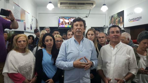 Gustavo Posse, se refirió al resultado de las elecciones legislativas en el municipio