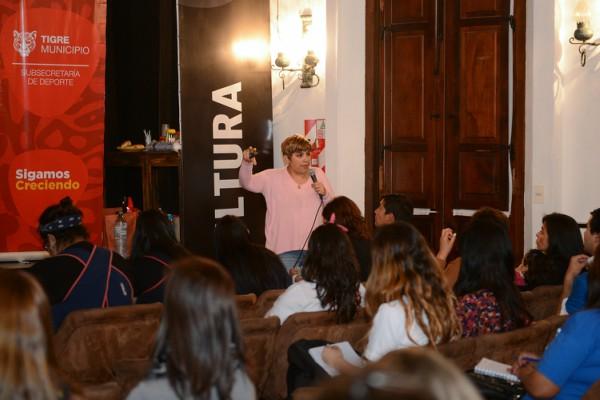 Se realizó en Tigre un seminario de Inclusión educativa