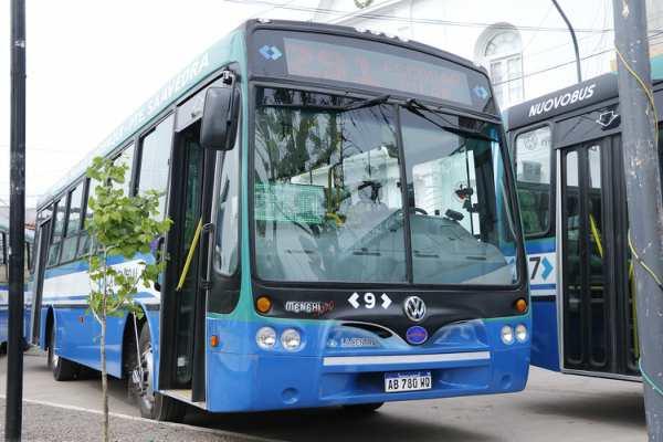 Más unidades para el transporte público de Pilar