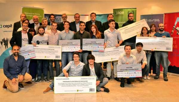 La Provincia premió a emprendedores innovadores con más de 600 mil pesos