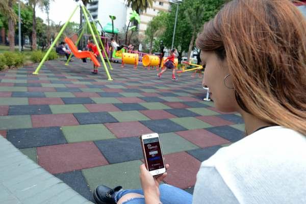 Más plazas y paseos de Tigre con WiFi gratis