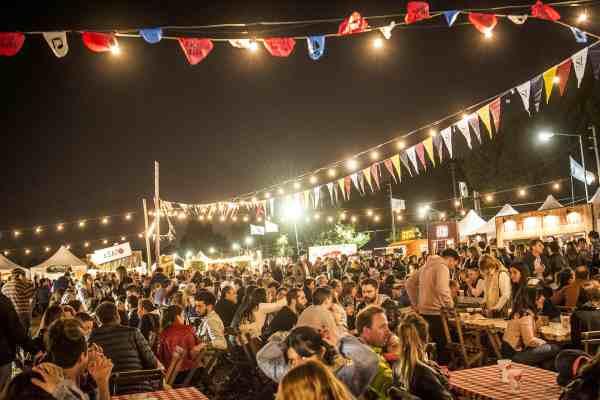 Más de 40 mil personas participaron en la quinta edición de bocas abiertas en San Isidro