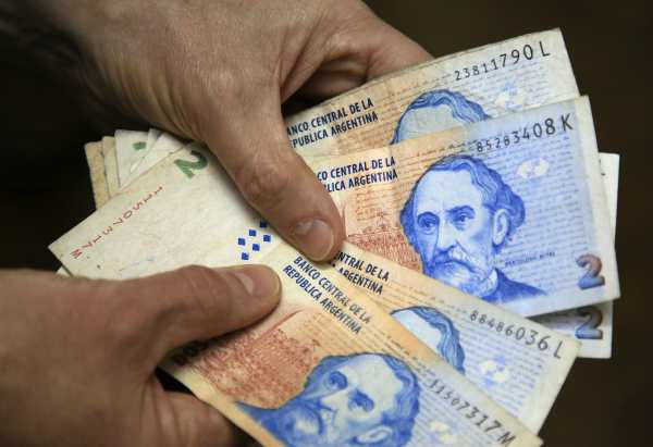 Este jueves, último día para canjear los billetes de dos pesos