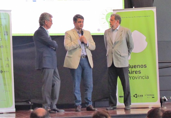 l ministro de Ciencia, Tecnología e Innovación, Jorge Elustondo